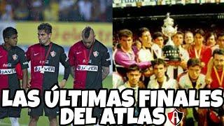 Las Últimas 3 Finales Del Atlas || Cualquier Aficionado Rojinegro ||