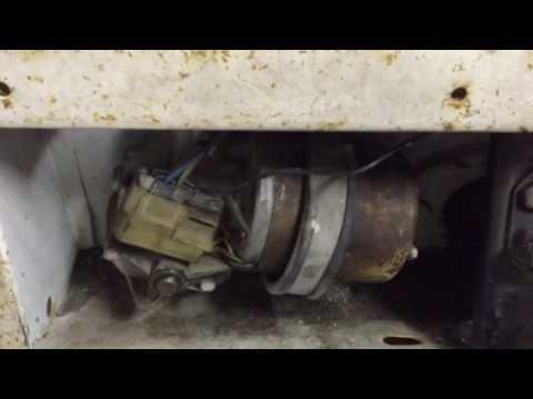 Series IIa Wiper Motor