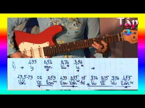 GUITAR: KA Nam Ai câu 5 & 6 (tập 3)