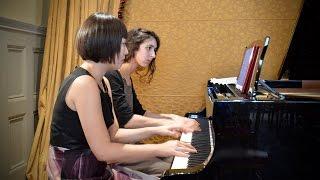 Sonia Khachchouch & Boram Choi - Libertango, A. Piazzola