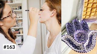 wbp vlog 163 i hochzeit braut makeup ihr entscheidet geschenke aus tunesien