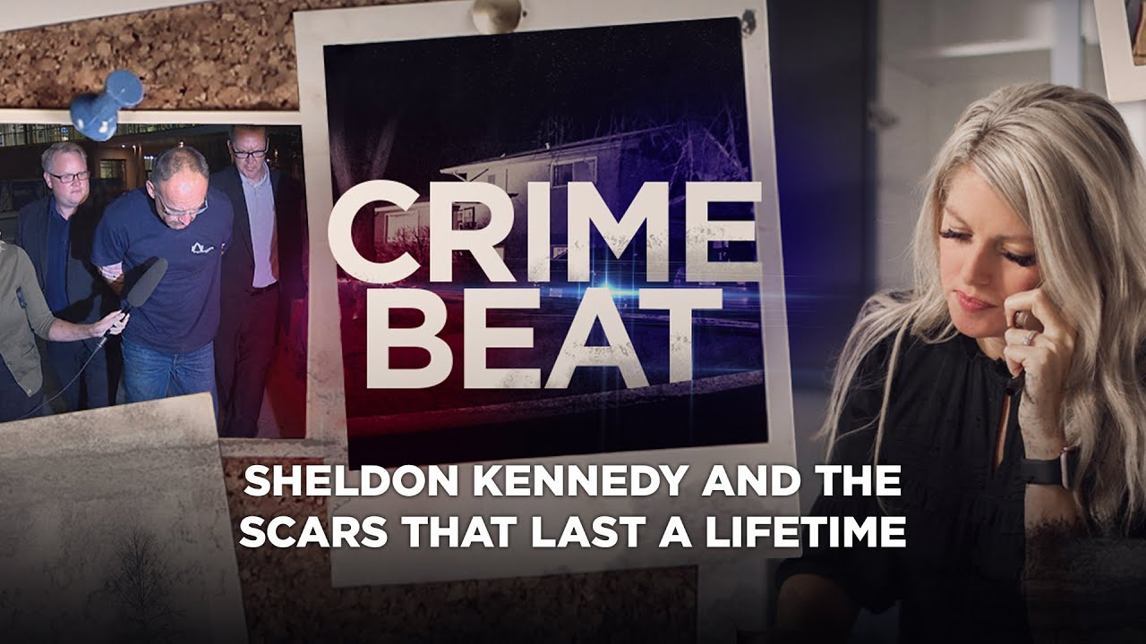 Crime Beat Podcast | Sheldon Kennedy and the scars that last a lifetime