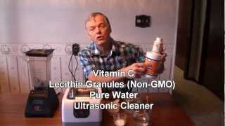 How to Make Excellent Homemade Liposomal Vitamin C (UPDATED)