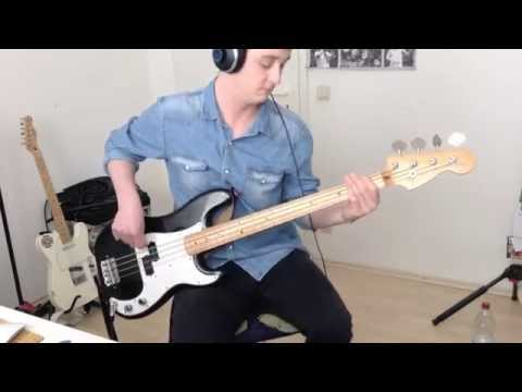 Adele - He Won't Go [Bass Cover[