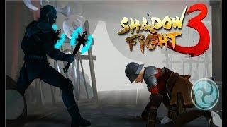 Бой с тенью 3 НАЧАЛО мультик игра для детей  Shadow Fight 3  видео  #Мобильные игры