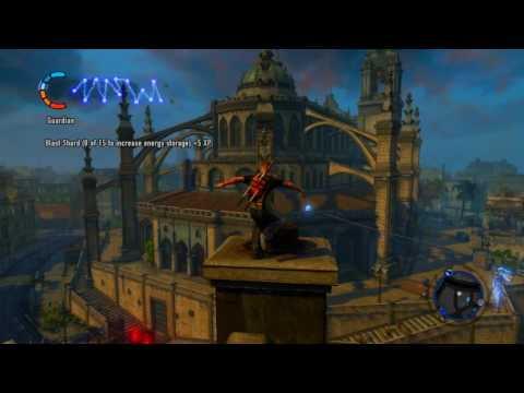 inFamous 2 100% Good Karma Walkthrough Part 3, 720p HD (NO COMMENTARY)