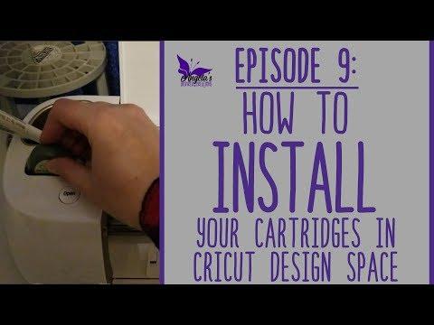 How to Install a Cricut Cartridge // Crafting Tutorial // Cricut Tutorial