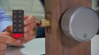Gambar cover August Smart Lock works with Siri