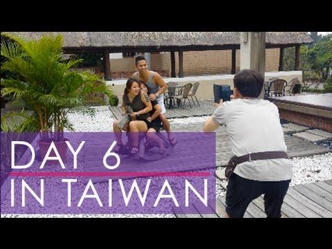 Taiwan 2015 (Day 6): Mani Pedi Day & Karaoke Jeremy Style!   bethanyjchan vlog