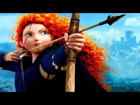 Brave Deutsch Ganze Folge 1 Merida Legende Der Highlands Disney