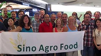Sino Agro Food - The Promise.  2017-2020