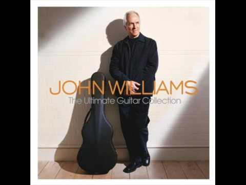 The Entertainer (guitar)- John Williams
