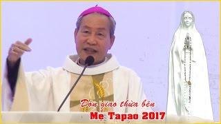 50 ngàn người đón Giao thừa bên Mẹ Tapao 2017