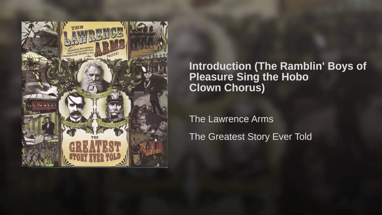 Rank Your Records: The Lawrence Arms' Brendan Kelly Explains