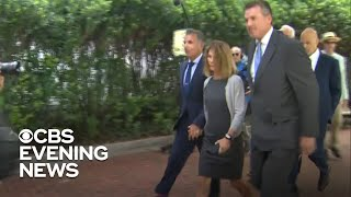 Lori Loughlin And Husband Sentenced In College Admissions Scandal Case