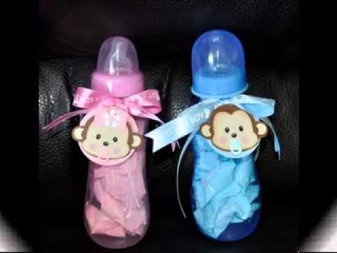 Monkey baby shower decorations ideas YouTube