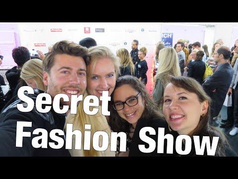 SECRET FASHION SHOW München 10.10.2017
