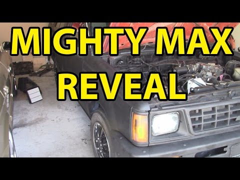 4g63 Mighty Max Reveal - YouTube