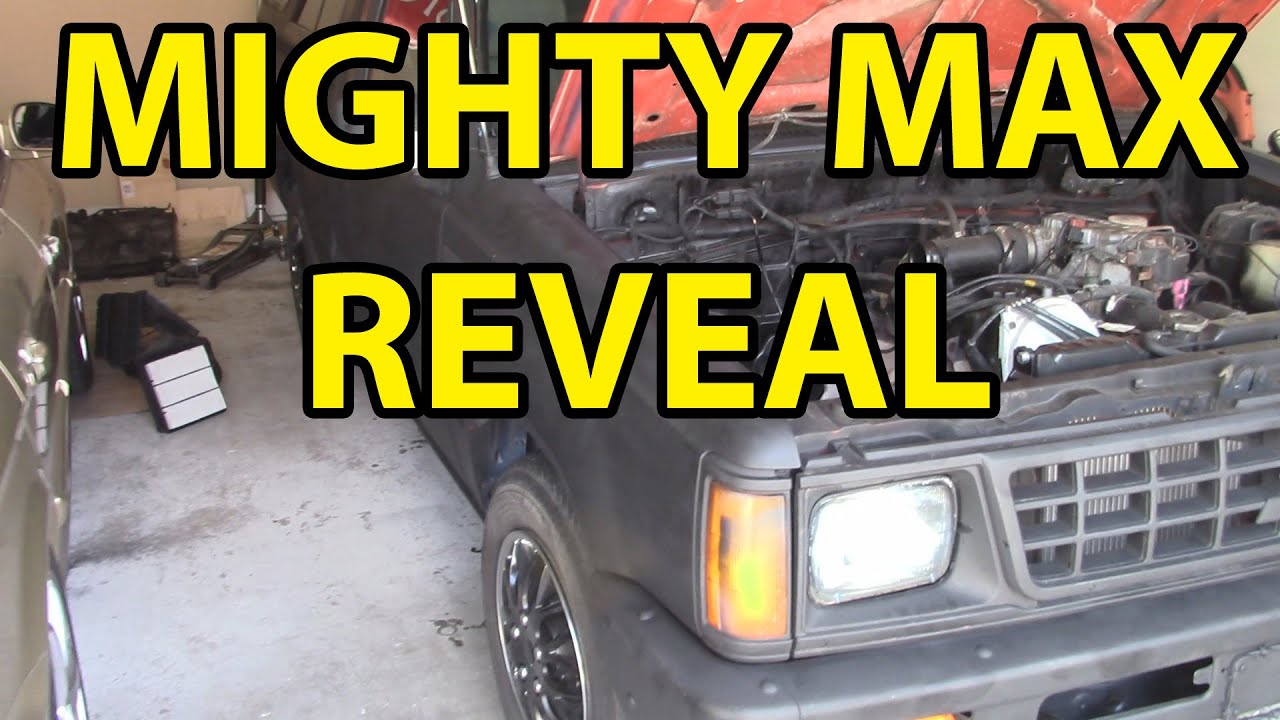 4g63 Mighty Max Reveal