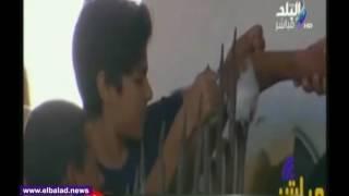 والد طفل كفر الشيخ: نجلي سليم وبريء من تهمة تسلق الأسوار الحديدية