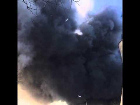 Beijing Huaneng power plant fire 13 March 2015