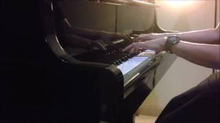 Chinese Love Songs - 珊瑚海 (Coral Sea)  (Jay Chou 周杰倫 Piano 鋼琴)