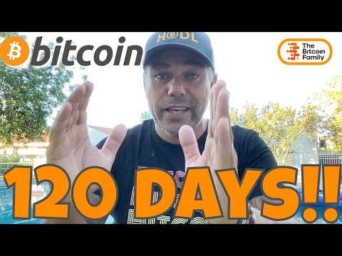 IMPORTANT!! WILL BITCOIN GO ABOVE 100K IN THE NEXT 120 DAYS?? My answer to this!!