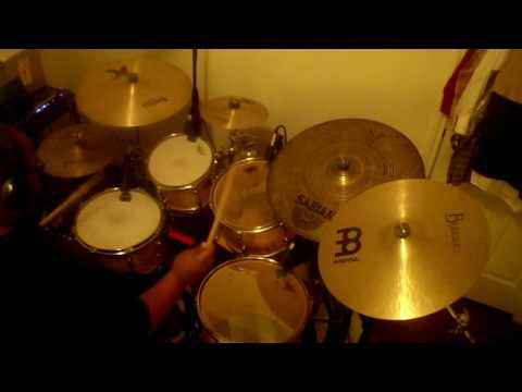 Dele Sosimi - Ojoro (Drum Cover)
