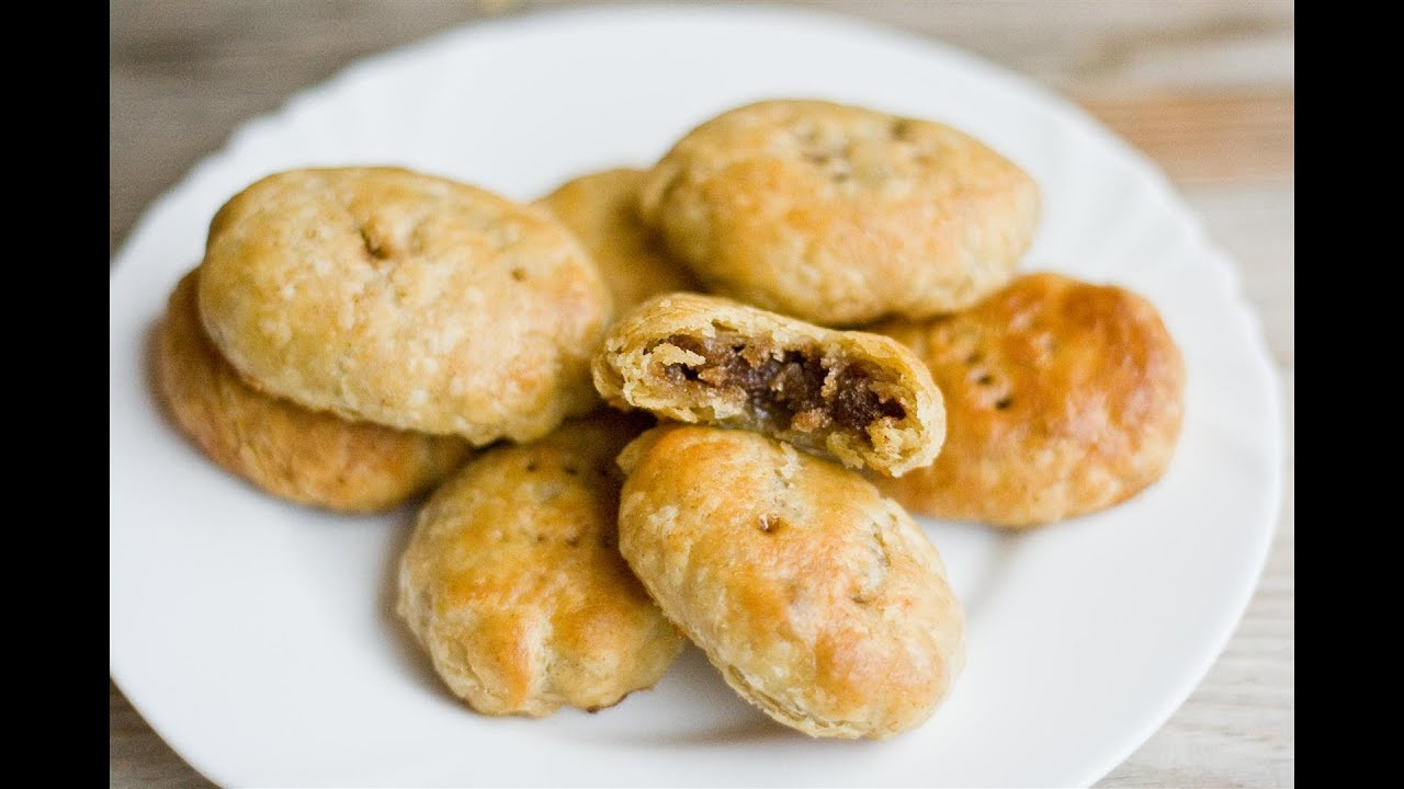 How To Make Eccles Cakes Video