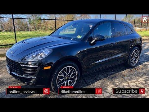 2018 Porsche Macan Sport Edition – The Fancy Audi?