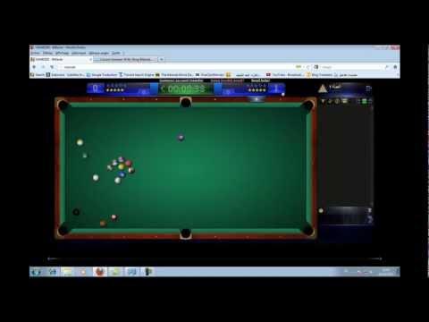 Cursors Gamezer V6 By (King Billiards ) مؤشرات البلياردو الجديد