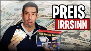 Mini Konsolen Preis IRRŠINN - NES Mini, SNES Mini, PS1 Classic und Mega Drive Mini