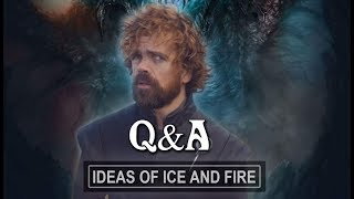 [NO SPOILERS] The Leaks Are True AF! Game of Thrones Season 7 (Q&A) Session 3 live