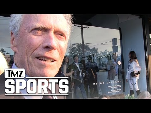 Clint Eastwood -- Muhammad Ali Rendered Me Speechless!!!