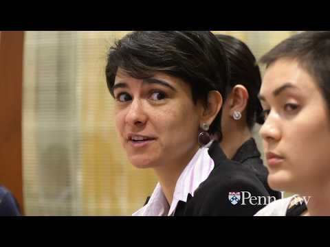 Penn Law's Transnational Legal Clinic: Having a Lawyer will make a difference