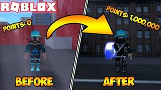 HOW TO GET UNLIMITED POINTS! (ROBLOX Parkour)