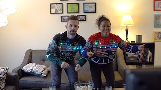 NFL Light Up Sweaters