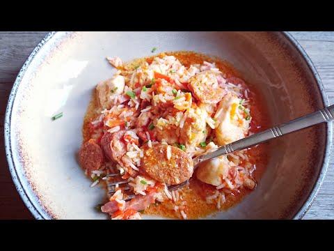 recette-de-la-marmite-de-poulet-espagnole-ou-paella-express-avec-l-ultra-pro-tupperware