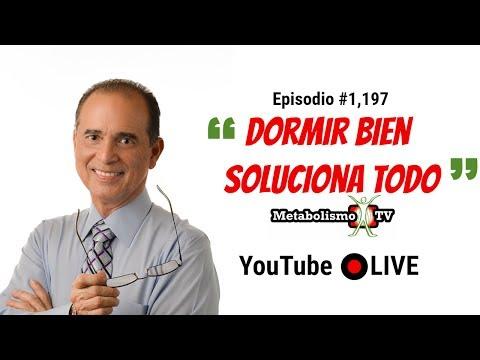 Episodio #1197 Dormir Bien Soluciona Todo (en VIVO)