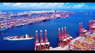 Самый большой порт, порт Шанхай, Китайское чудо, Документальный фильм,  Нэшнл географик