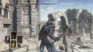Dark Souls 3 Gameplay German PS4 #65 - Havel & der schwerste Boss? - Let