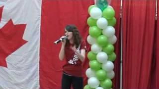 Amanda Lee & Friends - Olympic Performance
