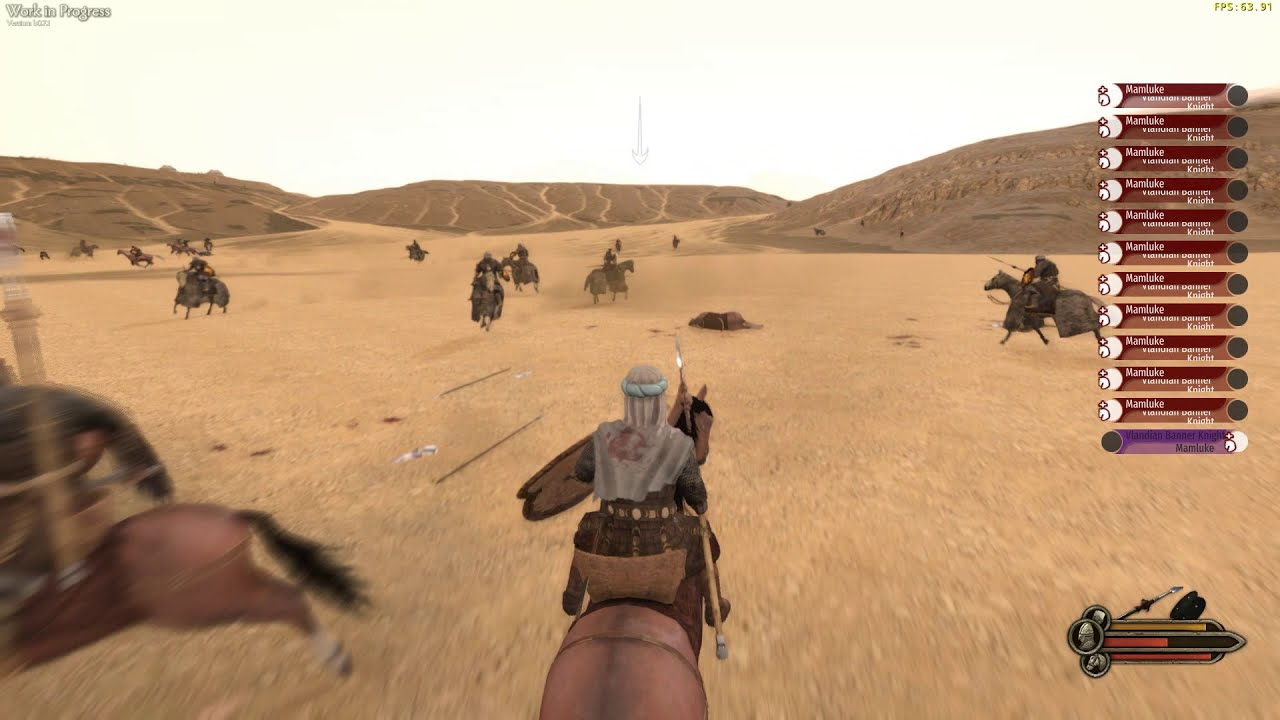 Mount & Blade II  Bannerlord – Large Scale Cavalry Battle