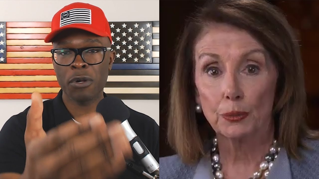 101aff4b Nancy Pelosi DOWNPLAYS Far Left Democrats