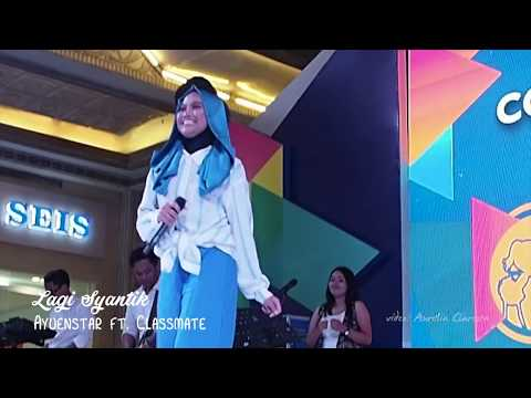 AYU 'AYUENSTAR' IDOL - Lagi Syantik (original song by Siti Badriyah) Mp3