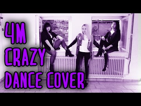 4MINUTE(포미닛) - Crazy(미쳐) K-Pop Dance Cover by DASH