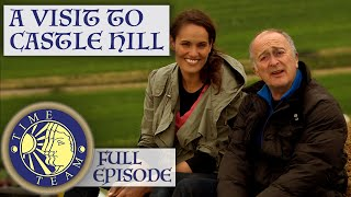 "Visiting ""Castle Hill"" In Somerset 