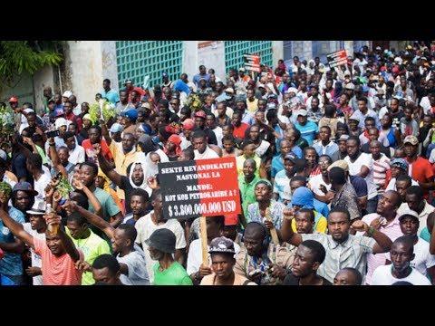 Haitians Rise Up Against Corruption, Austerity