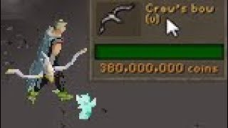 Using NEW Bow at Revenants for 10 hours
