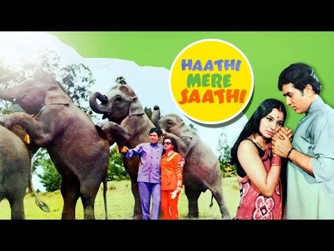Haathi Mere Saathi | Superhit HD Movie |...